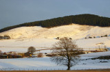Borland farm, South Medwin Valley, South Lanarkshire