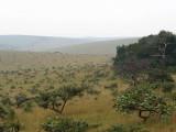 The grassland hills, Leconi, Gabon