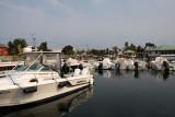 The harbour area, Port Gentil, Gabon