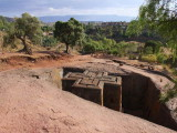 The Church of St George, Lalibela