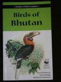 Bhutan - Systematic Bird and Mammal List