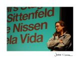 Author Thisbe Nissen reads at Wordstock
