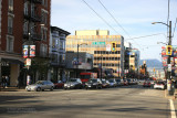 Granville Street at West 12th Avenue, Vancouver