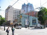 Richards St at West Pender St, Downtown Vancouver