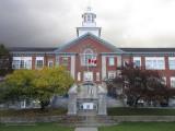 Queen Mary Community School (built  in 1914)