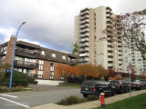 West 16th Street at Chesterfield Ave, North Vancouver