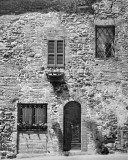 House front    Paciano, Italy