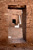 Chaco Ruin, Interior Opening