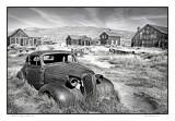 '37  Chevolet Master Coupe,   Bodie, CA