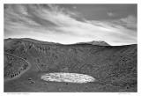 Salt Residue,  Death Valley, CA
