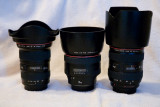 Lens Display Pics