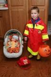 Tigger & the Fireman