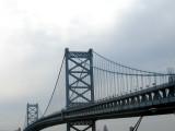 Benjamin Franklin Bridge #6136