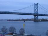 Benjamin Franklin Bridge #6239