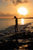 Ashley - Sunset