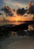 Sunset - Cemetary Beach
