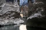 Little Snake Canyon, Wadi Ban Awf