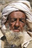 Old man, Jebel Shams