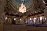 Chandelier, Main prayer hall
