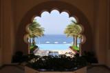 Al Husn Hotel, Pool view