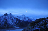 Amadablam Moon