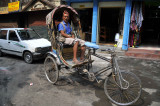 Kathmandu Taxi - Rickshaw