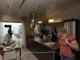01 Honka Fregatti, keittiö