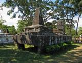 Giant tomb