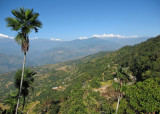 View from Gorkha palace