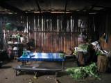 Hmong kitchen