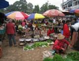 Kengtung market