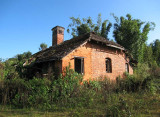 Ruined house, Loimwe