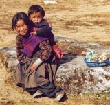 Children, Ghunsa