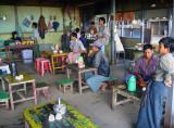 Tea shop, Nyaung U
