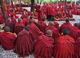 Senior monks' debate