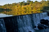 Saxonville dam