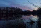 Sudbury river near Saxonville dam