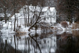 Sudbury River Winter