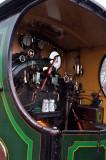 Boiler on SER Stirling 0-6-0 No.65