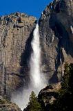 Upper falls mid-morning