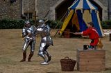 Jousting at the Tower