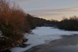 Ice on the Sudbury