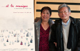 Mr LAM CONG QUYEN and His Wife...