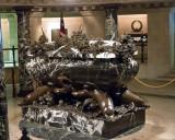 Sarcophagus of John Paul Jones