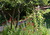 Gardens, William Paca House
