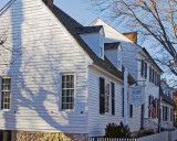 George Washington's Mother's House, Fredericksburg, Virginia