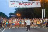 Start of the Pacesetter's race