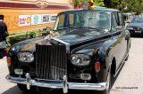 HM Sultan of Brunei Rolls Royce