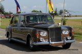 Brown Rolls Royce