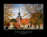 Autumn at Nysted Kirke